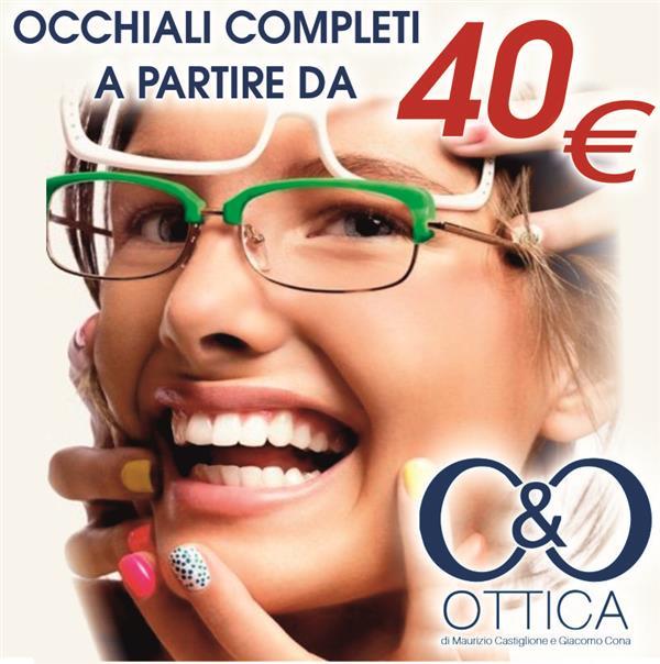sale retailer 37cb5 fbcff Super offerta occhiali da vista completi, scoprila!